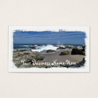 Ocean Alive Business Card