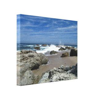 Ocean Alive Canvas Print