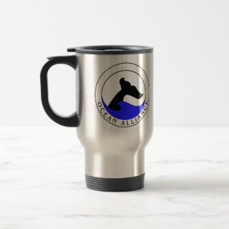 Ocean Alliance travel mug