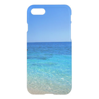 Ocean and beach tropical wanderlust travel hipster iPhone 7 case