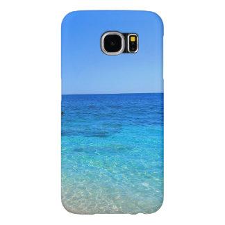 Ocean and beach tropical wanderlust travel hipster samsung galaxy s6 case