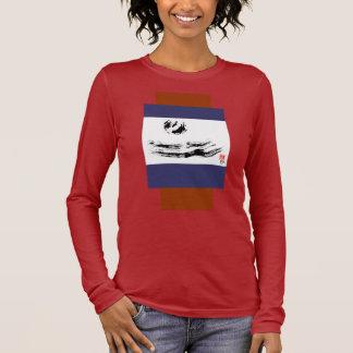 Ocean and Moon Long Sleeve T-Shirt