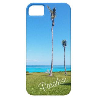 Ocean and Palm Landscape iPhone SE/5/5s Case