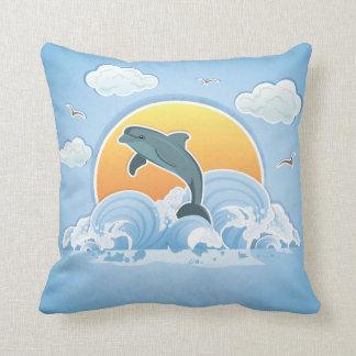Ocean Anventure Cute American MoJo Pillows