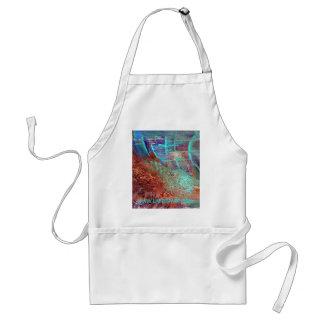 Ocean Art Apron