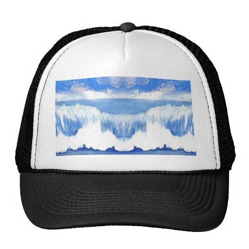 Ocean Art by CricketDiane - Taste of the Sea Trucker Hat