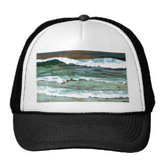 Ocean Art Trucker Hat