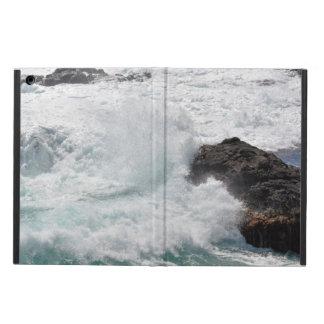 Ocean at Spouting Horn iPad Air Case