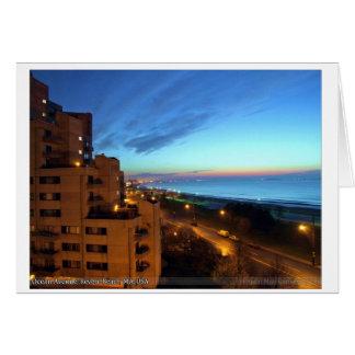 Ocean Avenue Card