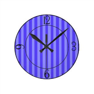 Ocean Avenue Round Clock
