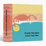 Ocean beach crab lemon slice seafood recipe binder
