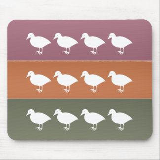 Ocean Beach : Cute Community Birds Mouse Pad