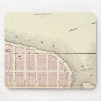 Ocean Beach, New Jersey Mouse Pad