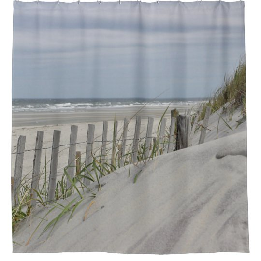 Ocean Beach On Cape Cod Shower Curtain