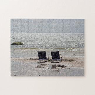 Ocean beach puzzle