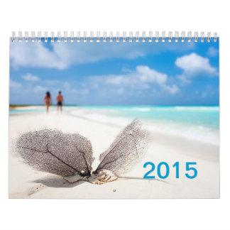 Ocean beaches calendar