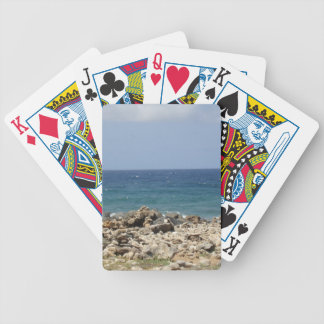 Ocean Beauty Bicycle Playing Cards