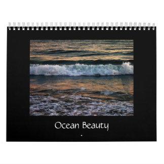 Ocean Beauty Calendar
