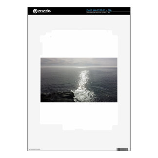 Ocean Beauty Decal For The iPad 2