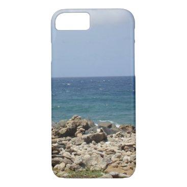 Beach Themed Ocean Beauty iPhone 7 Case