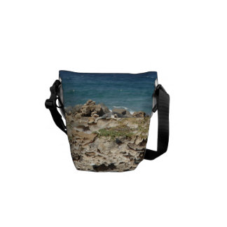 Ocean Beauty Courier Bags