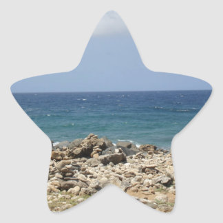 Ocean Beauty Star Sticker