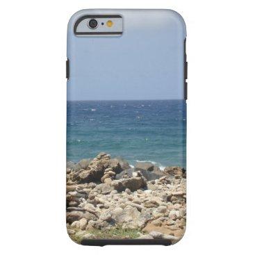 Beach Themed Ocean Beauty Tough iPhone 6 Case