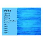 Ocean Blue Business Cards