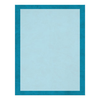 Ocean Blue Color Velvet Custom Home Casino Flyer