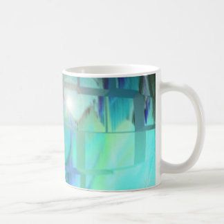 Ocean Blue Mug