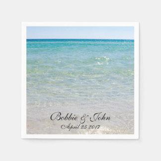 Ocean Blue Napkins