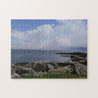 Ocean Blue Puzzle puzzle