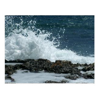 Ocean Blue/ Response Card