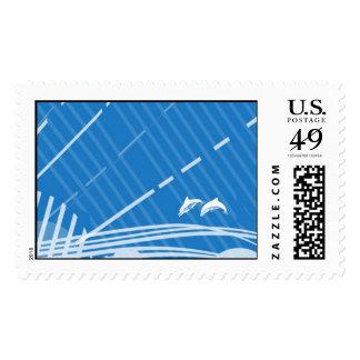 Ocean Blue stamp