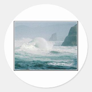 Ocean Breakers Sticker