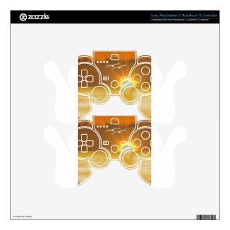 Ocean Breeze and Serentity Prayer PS3 Controller Decal