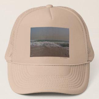 Ocean Breeze - Beach in Kuwait Trucker Hat