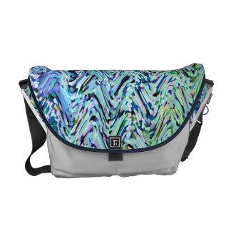 Ocean Breeze Messenger Bag
