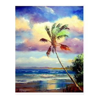 Ocean Breeze Postcard