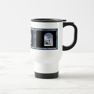 Ocean Breeze Travel Mug