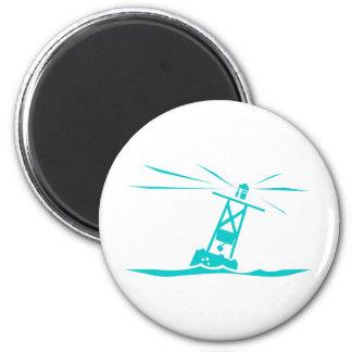 Ocean buoy magnets