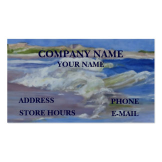 OCEAN - BUSINESS CARD
