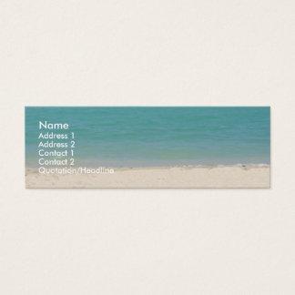 ocean Business Card