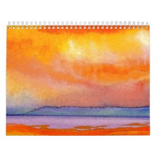 Ocean Calendar by CricketDiane