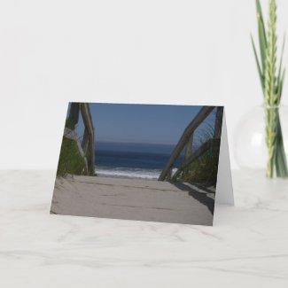 Ocean-Card card
