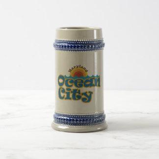 Ocean City. Beer Stein