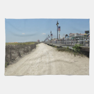 Ocean city Boardwalk Towel