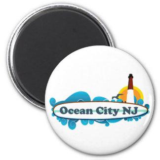 Ocean City. Magnet