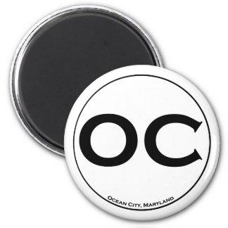 Ocean City Magnet