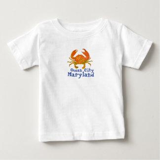 Ocean City Maryland Baby T-Shirt